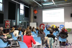 Compte-rendu atelier « Site internet : conception et outils pratiques »